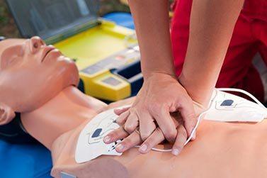 GWO Podstawowe szkolenie w zakresie bezpieczeństwa - pierwsza pomoc medyczna