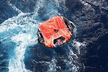 GWO Basic Safety Training - Sea Survival